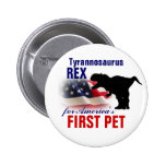 Tyrannosaurus Rex Pin