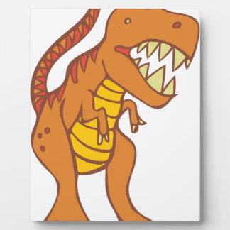 Tyrannosaurus Rex Plaque