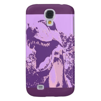 Tyrannosaurus Rex Pop Art Samsung Galaxy S4 Cases