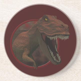 Tyrannosaurus Rex Posavasos Cerveza