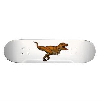 Tyrannosaurus Rex que corre T-Rex Tablas De Skate