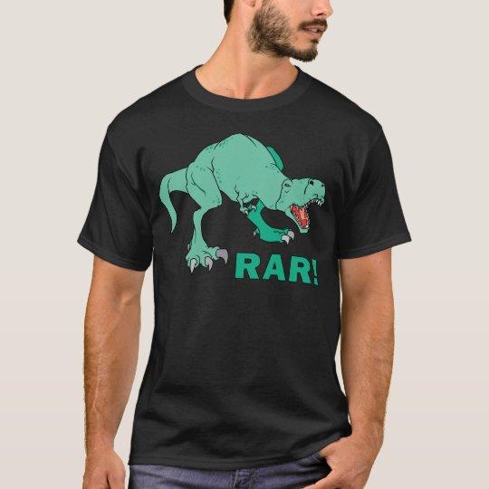 Tyrannosaurus Rex Rar! T-Shirt