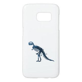 Tyrannosaurus Rex Skeleton Samsung Galaxy S7 Case