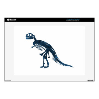 Tyrannosaurus Rex Skeleton Skins For Laptops