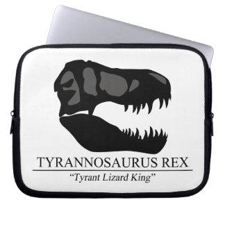 Tyrannosaurus Rex Skull Computer Sleeve