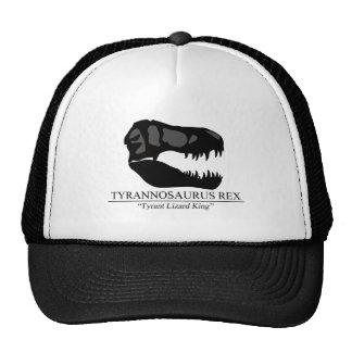 Tyrannosaurus Rex Skull Trucker Hat