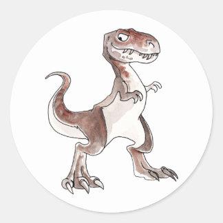 Tyrannosaurus Rex Stickers