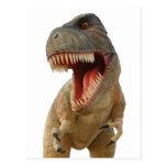 Tyrannosaurus Rex Tarjeta Postal