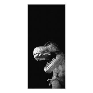 Tyrannosaurus Rex Tarjetas Publicitarias A Todo Color