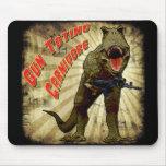 Tyrannosaurus Rex w/ AK Mouse Pad