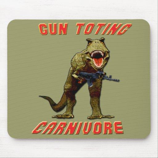Tyrannosaurus Rex w/ AK Mousepad