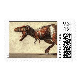 Tyrannosaurus Franqueo