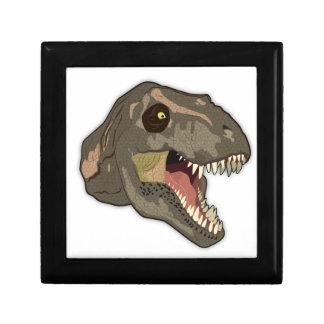 Tyrannosaurus STRIKES Jewelry Box