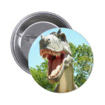 Tyrannosaurus T-Rex Dinosaur Buttons