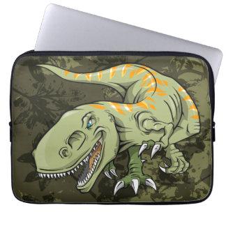 Tyrannosaurus T-Rex Dinosaur Electronics Sleeve Laptop Computer Sleeves