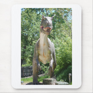 Tyrannosaurus T-Rex Dinosaur Mouse Pad