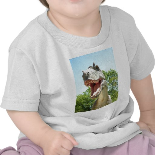 Tyrannosaurus T-Rex Dinosaur T-shirts