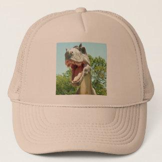 Tyrannosaurus T-Rex Dinosaur Trucker Hat