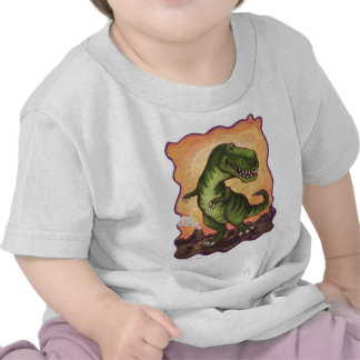 Tyrannosaurus T-Shirts Shirts