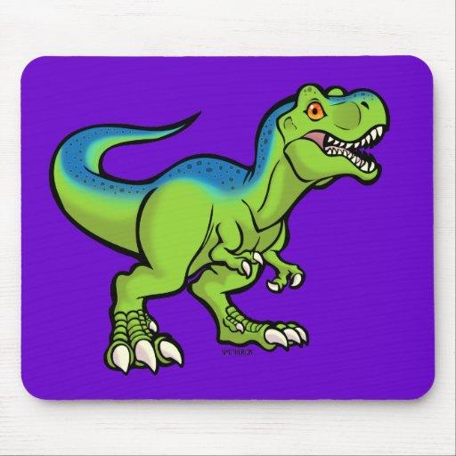 Tyrannosaurus Toon v2 Alfombrilla De Ratones