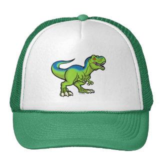 Tyrannosaurus Toon v2 Gorra