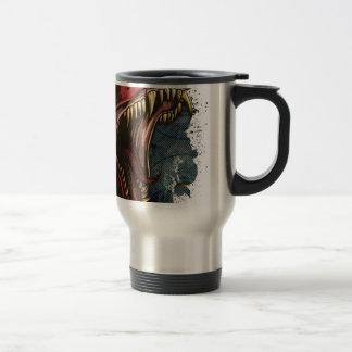 Tyrannosaurus Travel Mug