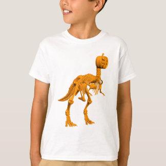 Tyrannosaurus tricktreatus T-Shirt