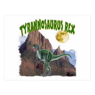 Tyrannosurus Rex Postcard