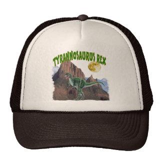 Tyrannosurus Rex Trucker Hat