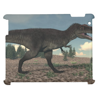 Tyrannotitan - 3D render Cover For The iPad