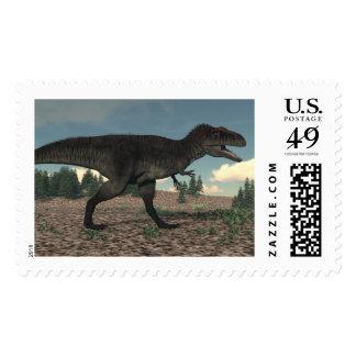 Tyrannotitan - 3D render Postage