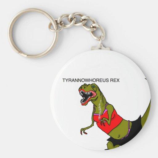 Tyrannowhorusrex Llaveros