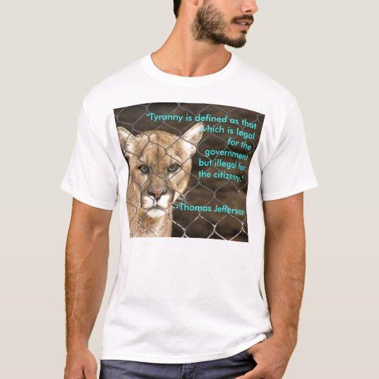 Tyranny Defined T-Shirt