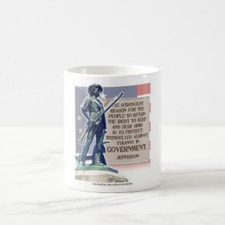 Tyranny In Government Coffee Mug