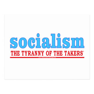 Tyranny Postcard