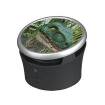 tyranosaurus reptile illustration speaker