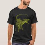 tyranosaurus-rex dinosaur design t-shirt