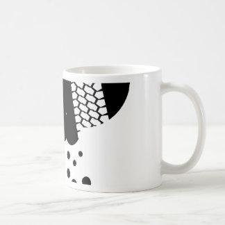 Tyre Tread Coffee Mug