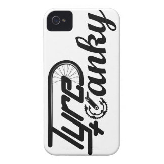 Tyred + Cranky iPhone 4 Case