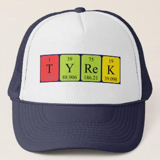 Tyrek periodic table name hat