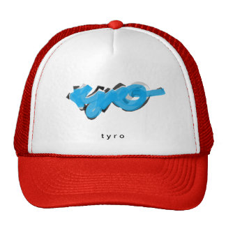 tyro trucker hat
