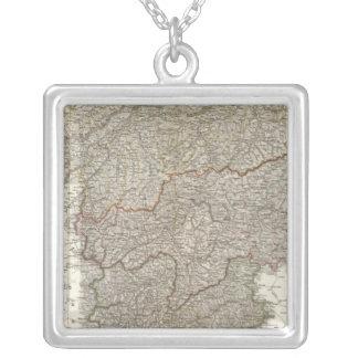 Tyrol, Voralberg, Liechtenstein Silver Plated Necklace