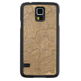 Tyrol, Voralberg, Liechtenstein Carved® Maple Galaxy S5 Slim Case