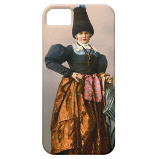 Tyrolean Beauty 1890 iPhone 5 Case