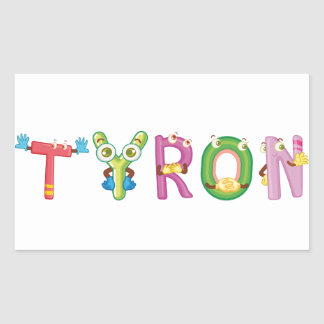Tyron Sticker
