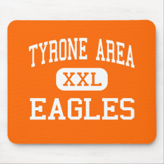 Tyrone Area - Eagles - Middle - Tyrone Mouse Pads