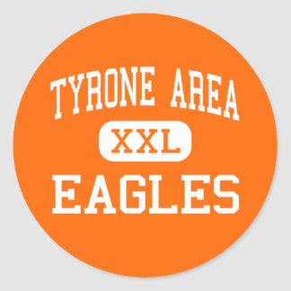 Tyrone Area - Eagles - Middle - Tyrone Stickers