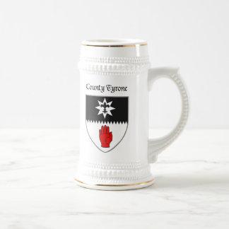 Tyrone Beer Stein