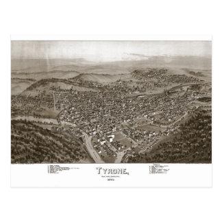 Tyrone Blair County Postcard