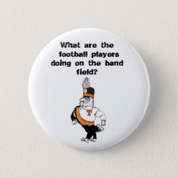 Tyrone Marching Band Button